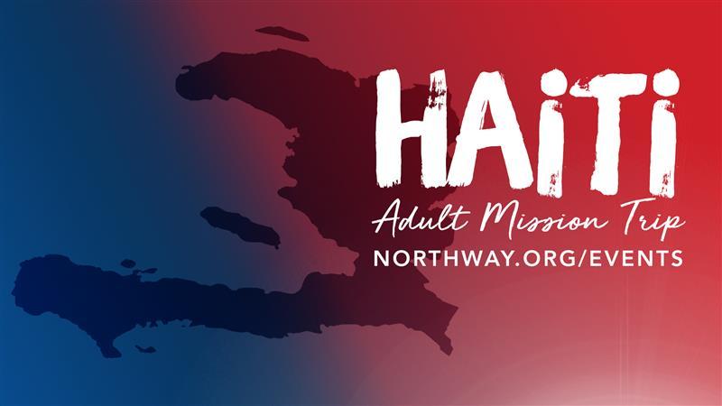 Haiti Adult Mission Trip - August 2019