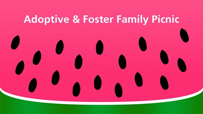 Adoptive & Foster Family Picnic
