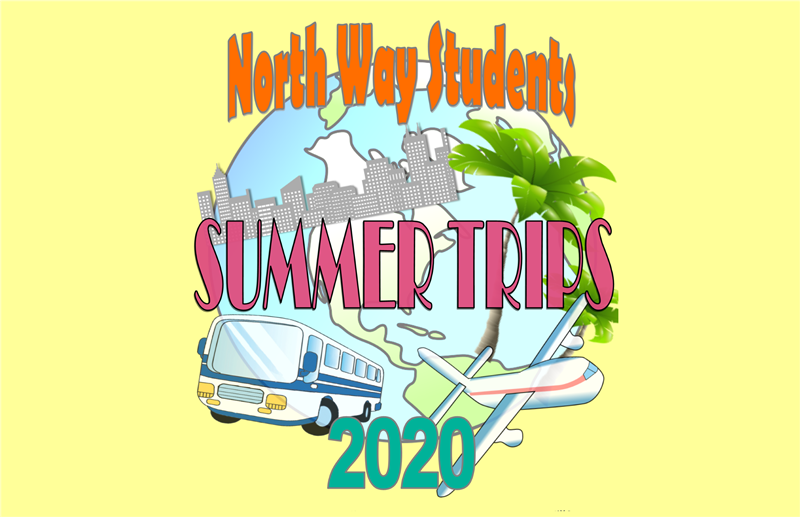 North Way Student - Summer Trips 2020