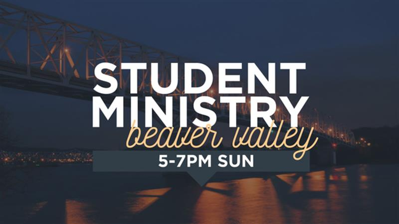 Student Ministry Potato Night @ Beaver Valley