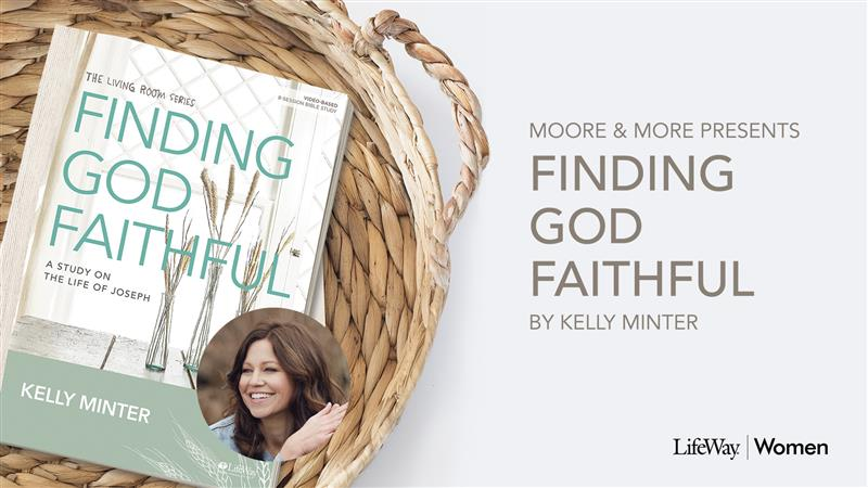 Moore and More - Finding God Faithful