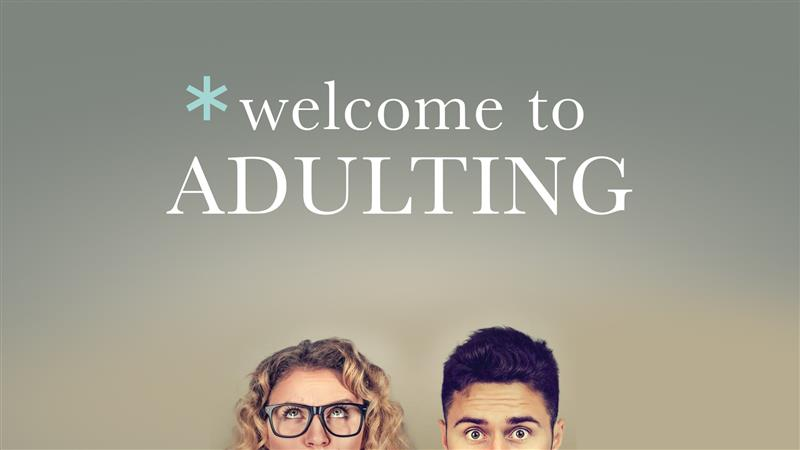 20/30 Somethings Summer Study: Welcome to Adulting